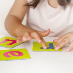 Tapis alphabet ...